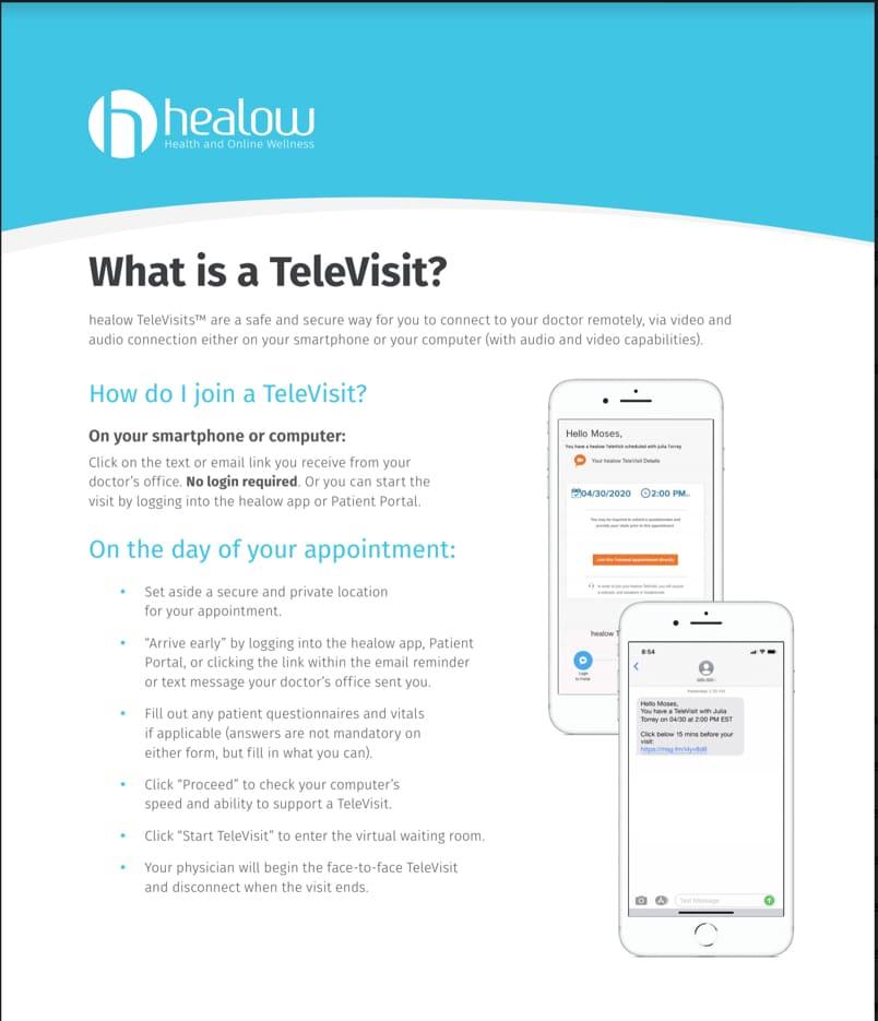 televisit-app-healow
